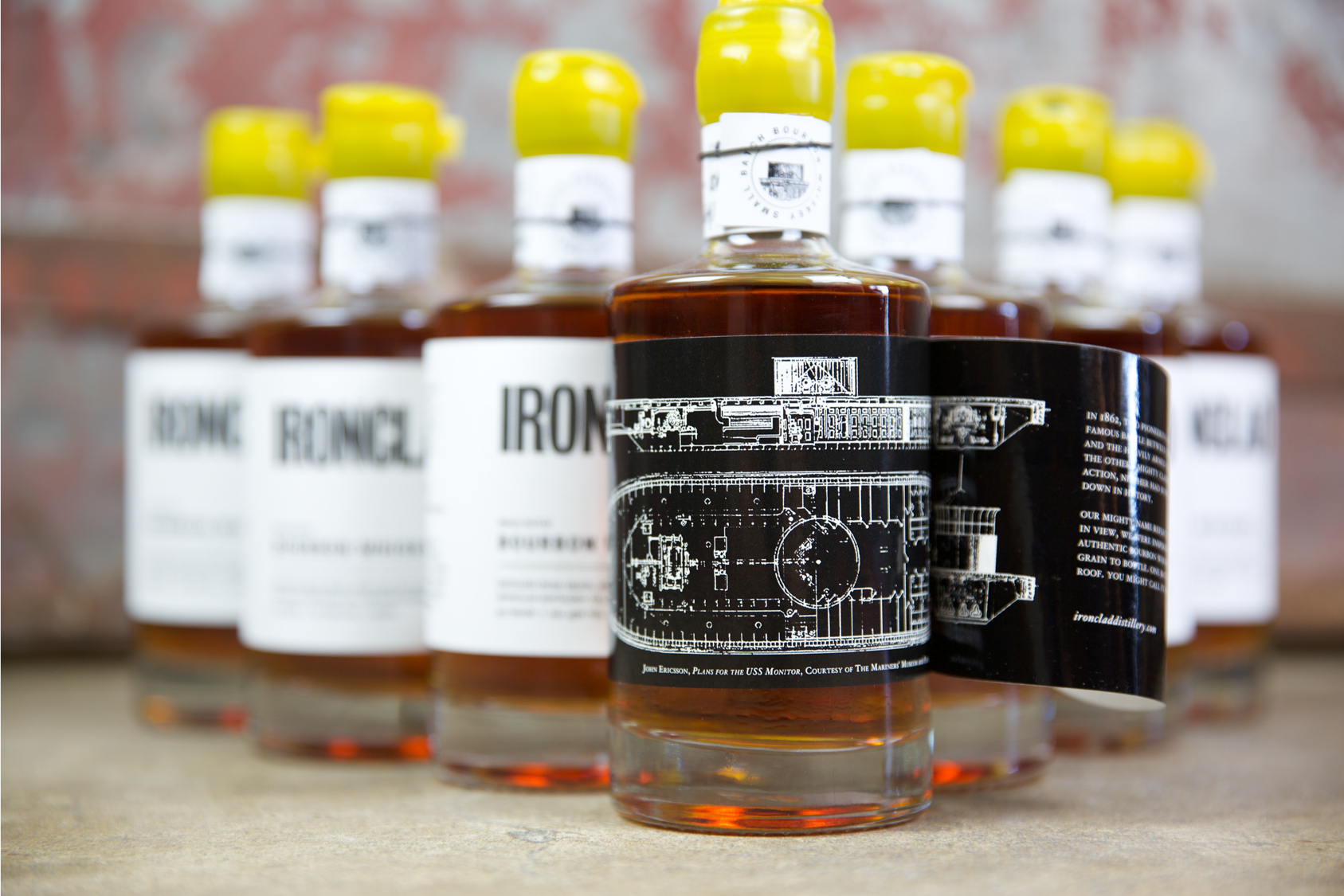 Ironclad Distillery cover feature